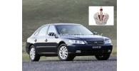 Автостекла на Автостекла Hyundai Grandeur TG/Azera 2006-2011