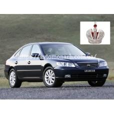 Автостекла на Hyundai Grandeur TG/Azera  2006-2011