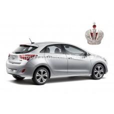 Автостекла на Hyundai I30  2012-
