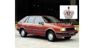 Автостекла на Автостекла Hyundai Pony/Excel 1985-1989