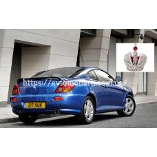 Автостекла на Hyundai S-Coupe/Tiburon  2002-2008