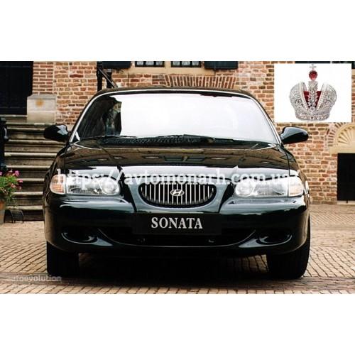 Заднее стекло Hyundai Sonata (2495) на Hyundai Sonata (Седан)