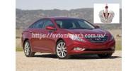 Автостекла на Автостекла Hyundai Sonata 2011-