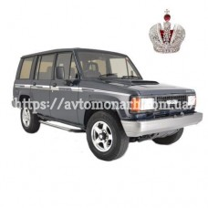 Автостекла на Isuzu Trooper  1981-1991