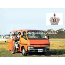 Автостекла на Isuzu Midi/WFR  1980-1995