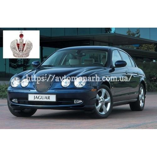 Правое боковое стекло Jaguar S-Type  (2650) на Jaguar S-Type (Седан)