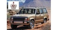 Автостекла на Jeep Cherokee  1984-2001