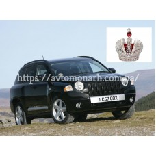 Автостекла на Jeep Compass  2007-