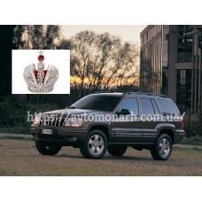 Автостекла на Jeep Grand Cherokee  1999-2004