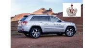 Автостекла на Автостекла Jeep Grand Cherokee 2011-