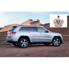 Автостекла на Jeep Grand Cherokee  2011-
