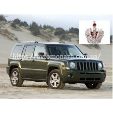 Автостекла на Jeep Patriot/Liberty  2007-