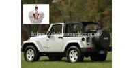 Автостекла на Jeep Wrangler 2007-