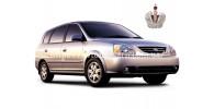 Автостекла на Автостекла KIA Carens 2002-2006
