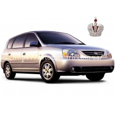 Автостекла на KIA Carens  2002-2006