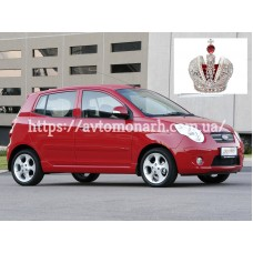 Автостекла на KIA Picanto  2003-2010