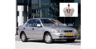 Автостекла на KIA Sephia/Mentor  1993-1998