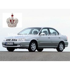 Автостекла на KIA Sephia/Shuma/Spectra  1998-2004