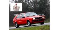 Автостекла на Автостекла Lancia Delta/Prisma 1979-1987