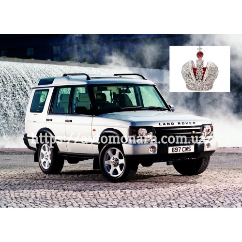 Заднее стекло Land Rover Discovery (Внедорожник) на Landrover Discovery (Внедорожник)
