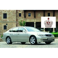 Автостекла на Lexus GS300/430  2000-2005