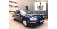 Автостекла на Lexus LS400  1995-2000