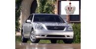 Автостекла на Lexus LS430  2001-2006
