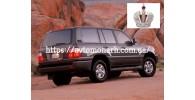 Автостекла на Lexus LX470  1998-2007