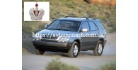 Автостекла на Lexus RX300/330  1997-2003