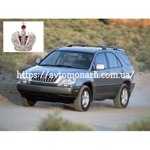 Лобовое стекло Lexus RX300/330 (3091) на Lexus RX300/330 (Внедорожник)