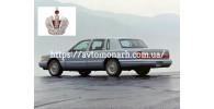 Автостекла на Автостекла Lincoln Town Car 1989-1997