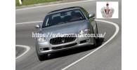 Автостекла на Автостекла Maserati Quattroporte 2004-2013