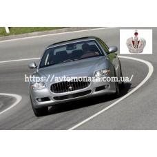 Автостекла на Maserati Quattroporte  2004-2013