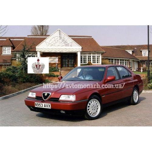 Правое боковое стекло Alfa Romeo 164  (Седан 4-дв.) на Alfa Romeo 164 (Седан)