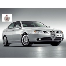 Автостекла на Alfa Romeo 166  1998-2007