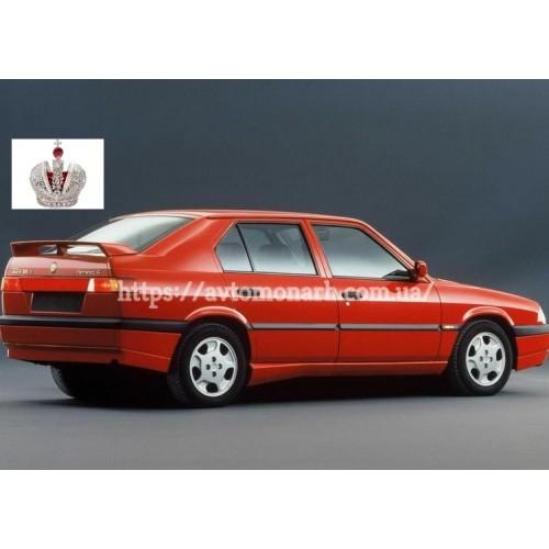 Левое боковое стекло Alfa Romeo 33 II  (6739) на Alfa Romeo 33 II (Хетчбек, Комби)