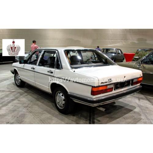 Левое боковое стекло Audi 100/200  (31) на Audi 100/200 (Седан)