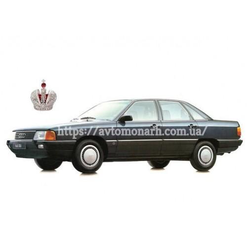 Правое боковое стекло Audi 100/200  (24) на Audi 100/200 (Седан, Комби)