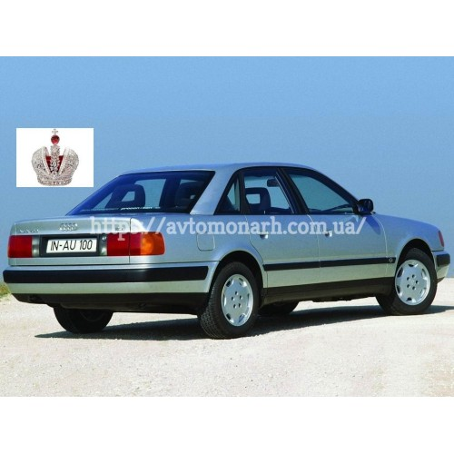 Лобовое стекло Audi 100 (Седан, Комби) на Audi 100 (Седан, Комби)
