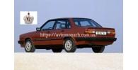 Автостекла на Audi 80  1978-1986