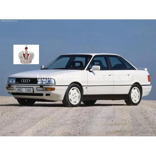 Правое боковое стекло Audi 80/90  (55) на Audi 80/90 (Седан, Комби)