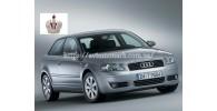 Автостекла на Audi A3 2003-2012