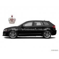 Автостекла на Audi A3  2012-