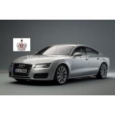 Автостекла на Audi A7  2010-
