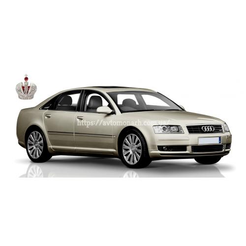 Правое боковое стекло Audi A8  (Седан 4-дв.) на Audi A8 (Седан)