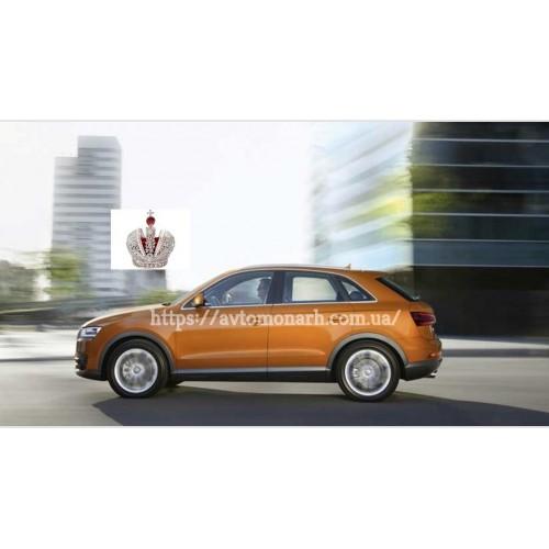 Молдинг для Audi Q3  (Внедорожник) на Audi Q3 (Внедорожник)