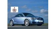 Автостекла на Audi TT  1998-2006