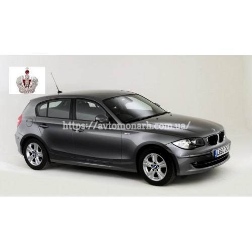 Заднее стекло BMW 1 (181) на BMW 1 (E81/E82/E87/E88) (Хетчбек, Купе, Кабриолет)