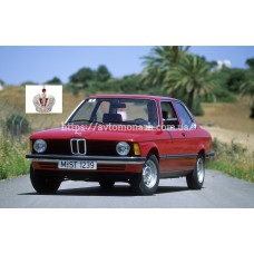 Автостекла на BMW 3  1975-1983