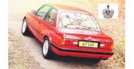 Автостекла на Стекло BMW 3 E30 1982-1994